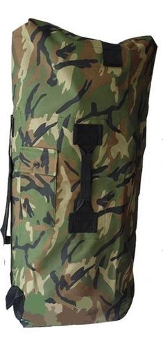 mochila saco de avio militar camo ¡envio gratis!