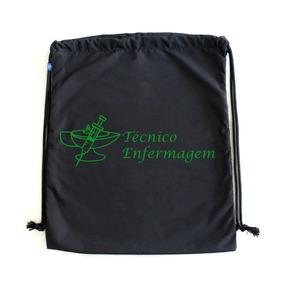 f770383ca Mochila Personalizada Tecnico Enfermagem no Mercado Livre Brasil