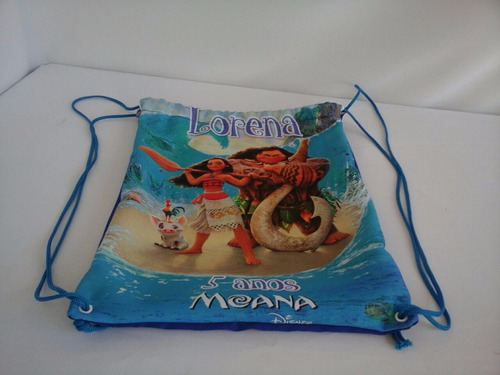 d178a162f Mochila Sacochila Personalizada 27x33 Cm Kit C/70 - R$ 500,00 em ...