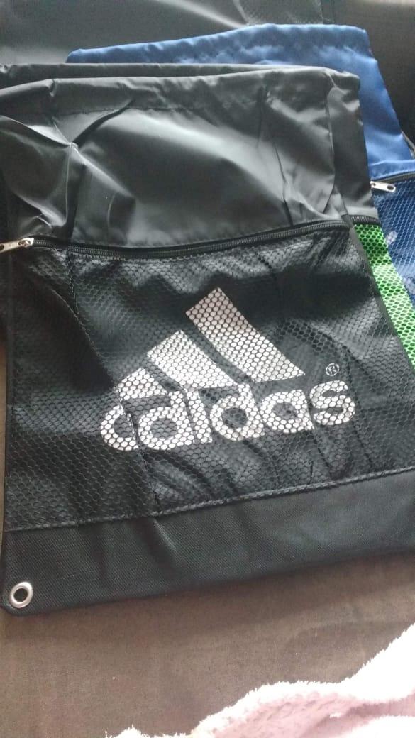 mochila sacola academia escolar chuteira atacado 10 peças. Carregando zoom. 23db3f3774c93