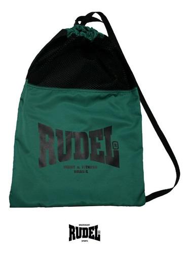 mochila sacola de academia esportiva gym bag original rudel