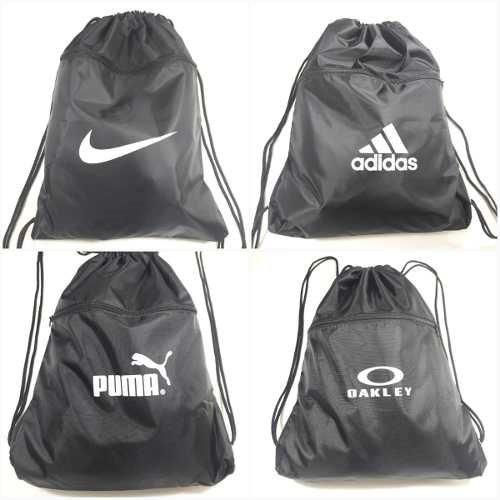 7e5fb5b77b513 Mochila Sacola Gym Bag Academia Chuteira Esporte Escolar