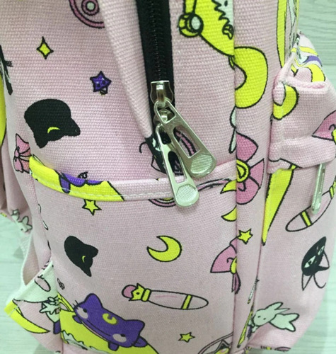 mochila sailor moon (para notebook)