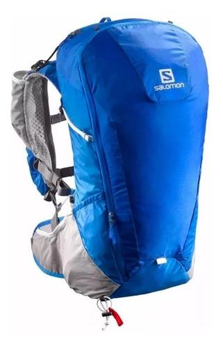 mochila salomon peak 30 litros trekking deportiva palermo°
