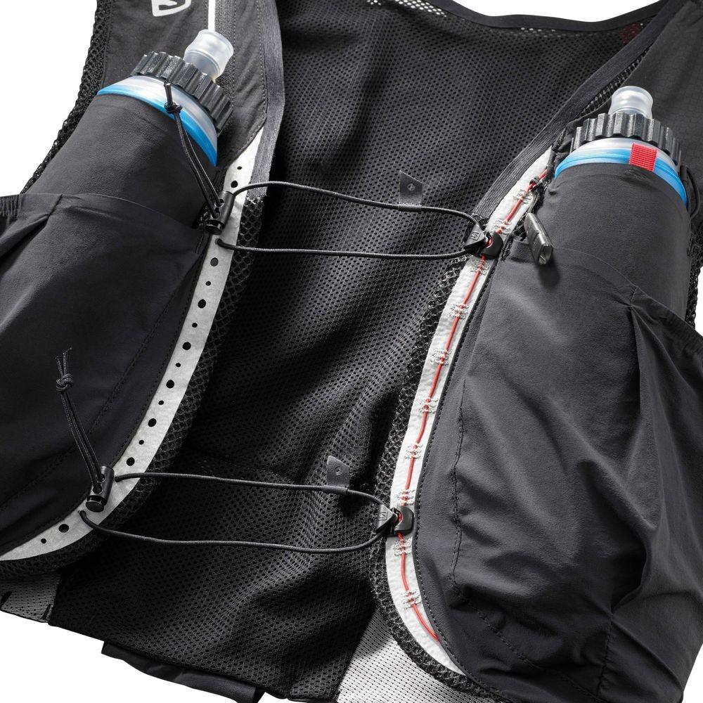 fc0140a0153 Mochila Salomon S-lab Sense Ultra 8 Set - Preta - R$ 999,00 em ...