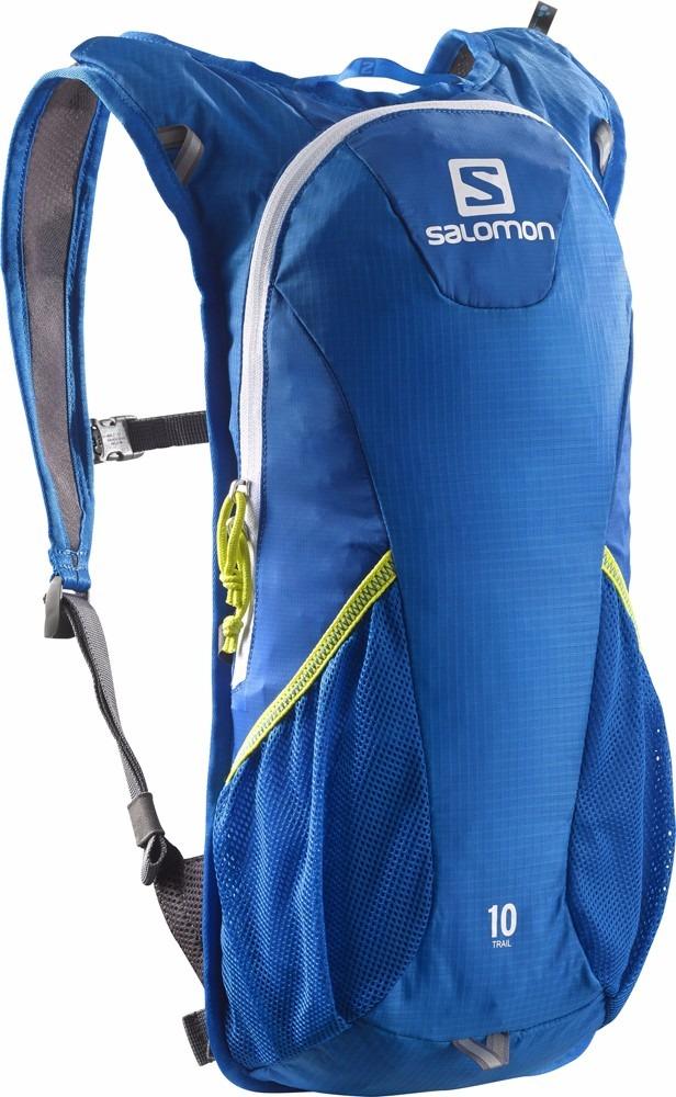 08dba638237 Mochila Salomon Trail 10 Hidration Backpack - $ 1.210,00 en Mercado ...