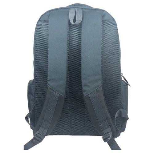 mochila santino executiva cinza -sam18609