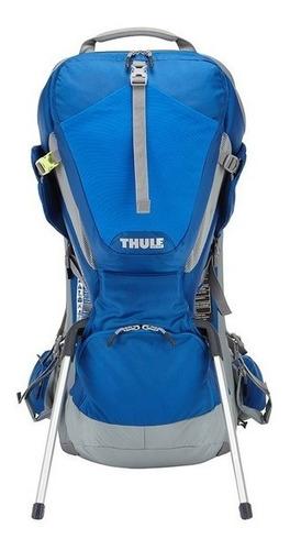 mochila sapling child carrier azul/cinza - thule