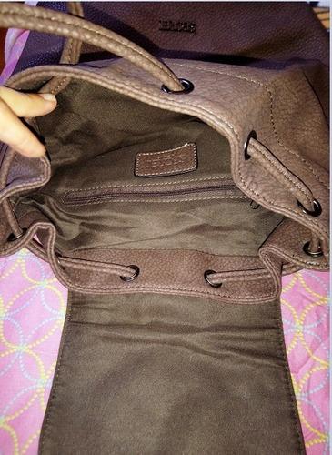 mochila, saxoline bolso cartera