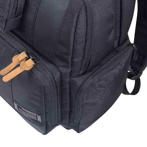 mochila saxoline city laptop mochila 653 negro