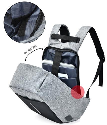 mochila seguridad antirrobo ajustable acolchado / fernapet