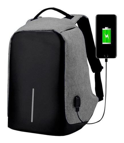 mochila seguridad antirrobo ajustable acolchado / lhua store