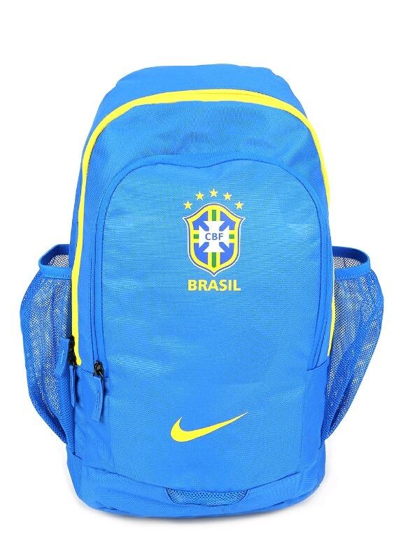 Mochila Seleção Brasileira Cbf Nike Stadium - R  249 aef9f5bf999f1
