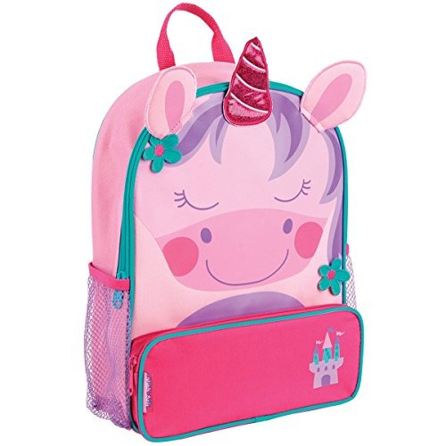 mochila sidekick stephen joseph, unicornio