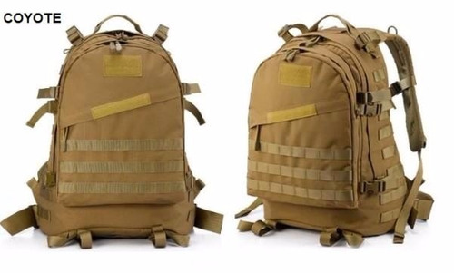mochila simple tactica militar outdoor ejercito 40 lts