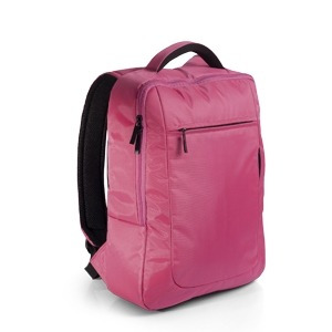 mochila slim para notebook até 14 rosa multilaser mostruário