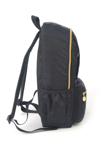 mochila snoopy  preta - 48515