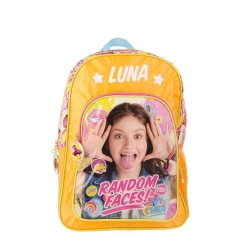 mochila soy luna infantil *original* 19.81402