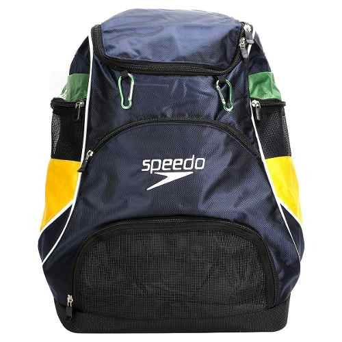 3d9ba110c Mochila Speedo Swim Il Brasil 30 Litros Esporte Natação - R$ 209,00 ...