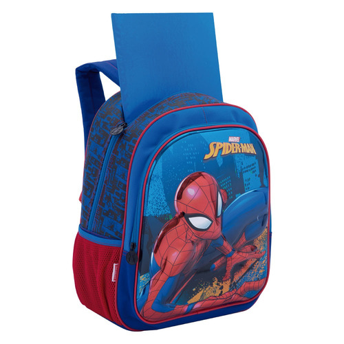 mochila - spider-man - marvel - disney - sestini