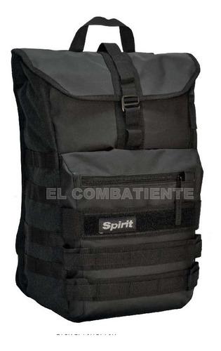 mochila spirit pack notebook urbana el combatiente