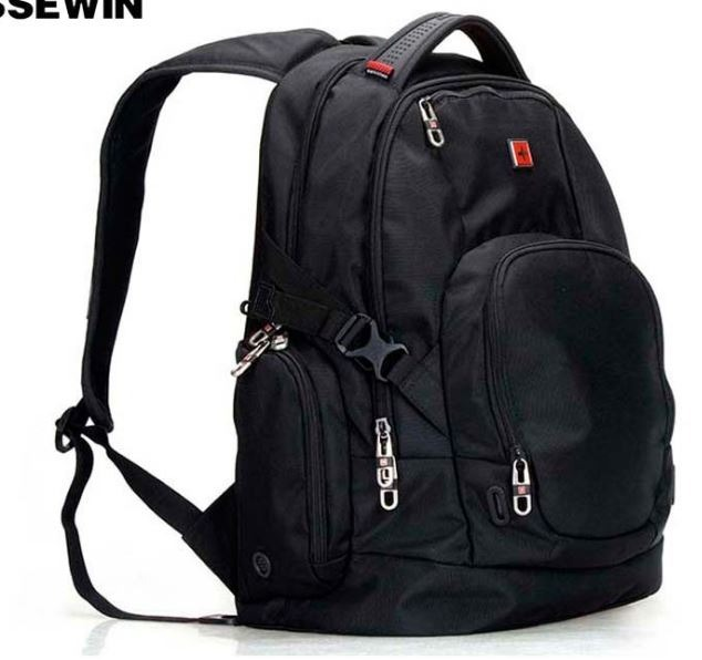 34e3d7a06b Mochila Swisswin Sw9121 -   1.589