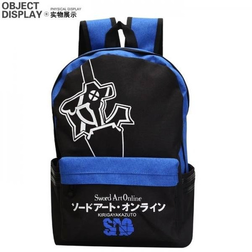 mochila sword art on line
