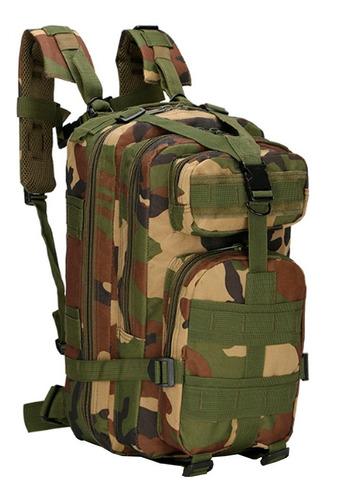 mochila tactica asalto militar patrulla seguridad reforzada
