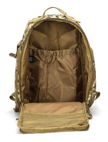mochila táctica militar  alta resistencia laptop escolar 917