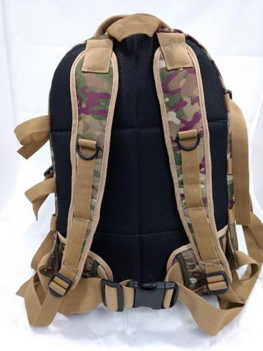 mochila tactica militar de asalto molle-modular uca