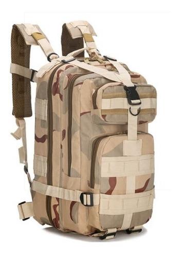 mochila tactica militar hombre mujer premium mochilas color