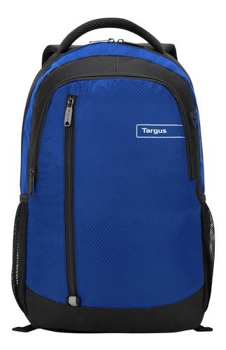 mochila targus 15,6  sport azul tsb89102