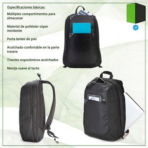 mochila targus 16  ultralight backpack tsb515us