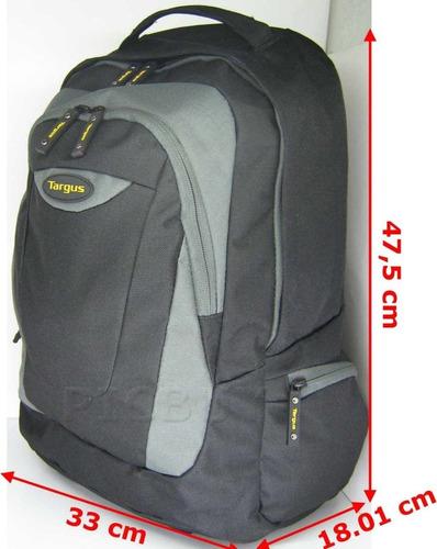mochila targus notebook trek laptop backpack 16 itelsistem