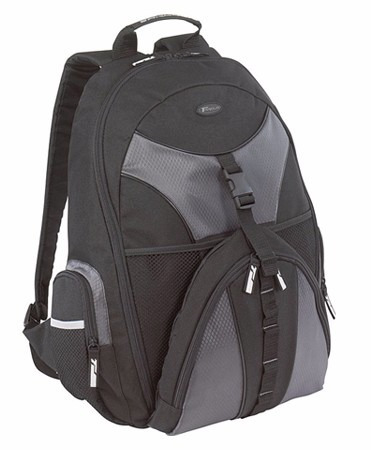 mochila targus p/notebook sport backpack 15.4   grey