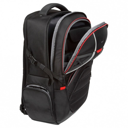 mochila targus profesional strike gamer backpack 17