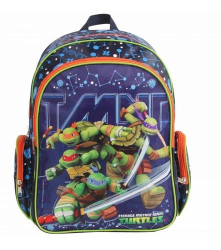 mochila tartarugas ninjas 11231