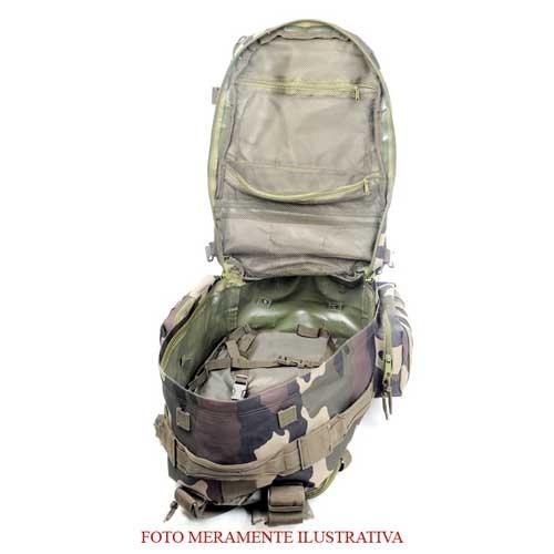 Tática Defender Preta Invictus 55l Mochila Tactical fgy6b7