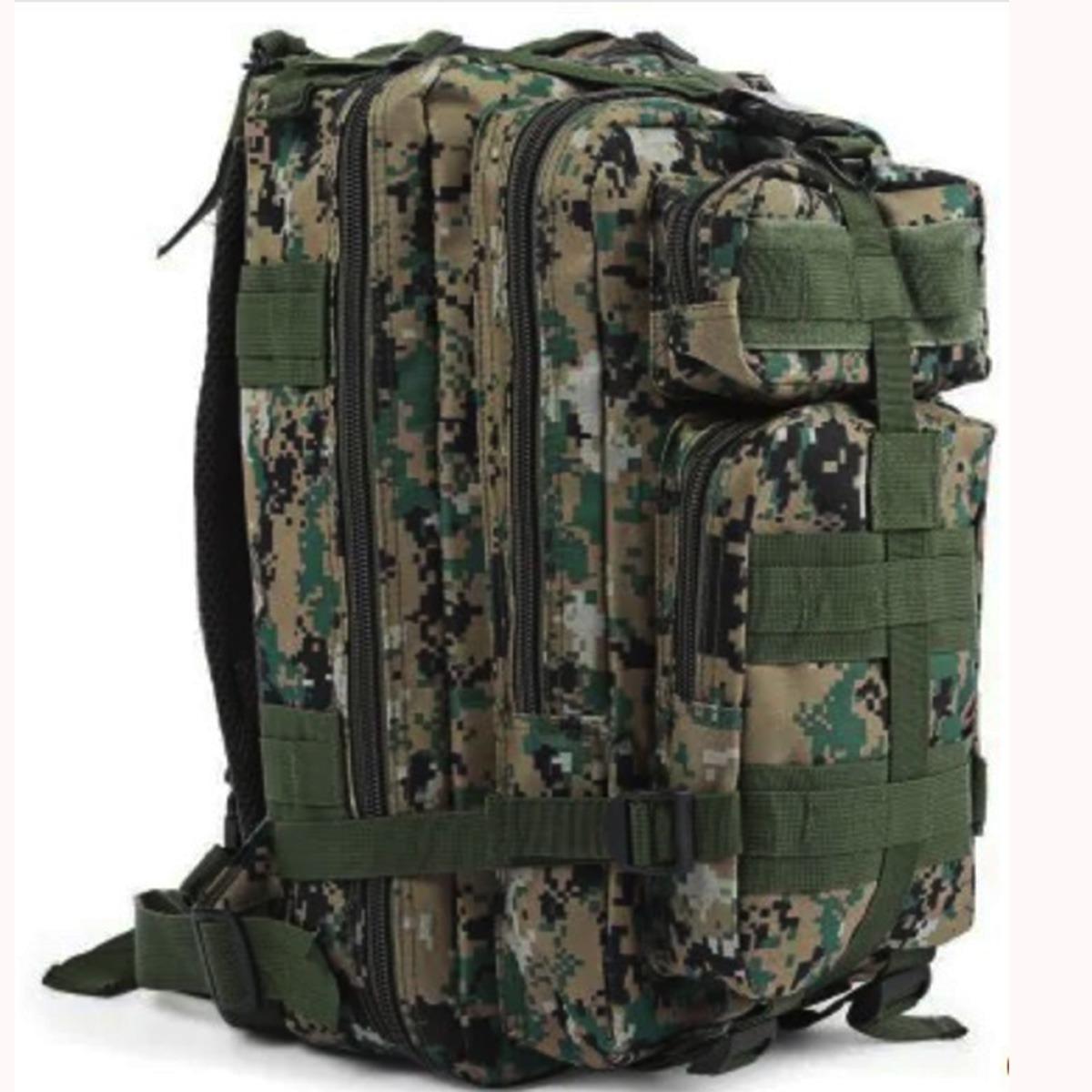 c0c430595 mochila tática militar camuflada digital exercito 30 litros. Carregando  zoom.