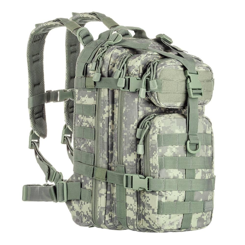 04483d91c mochila tática militar camuflado digital ac assault invictus. Carregando  zoom.