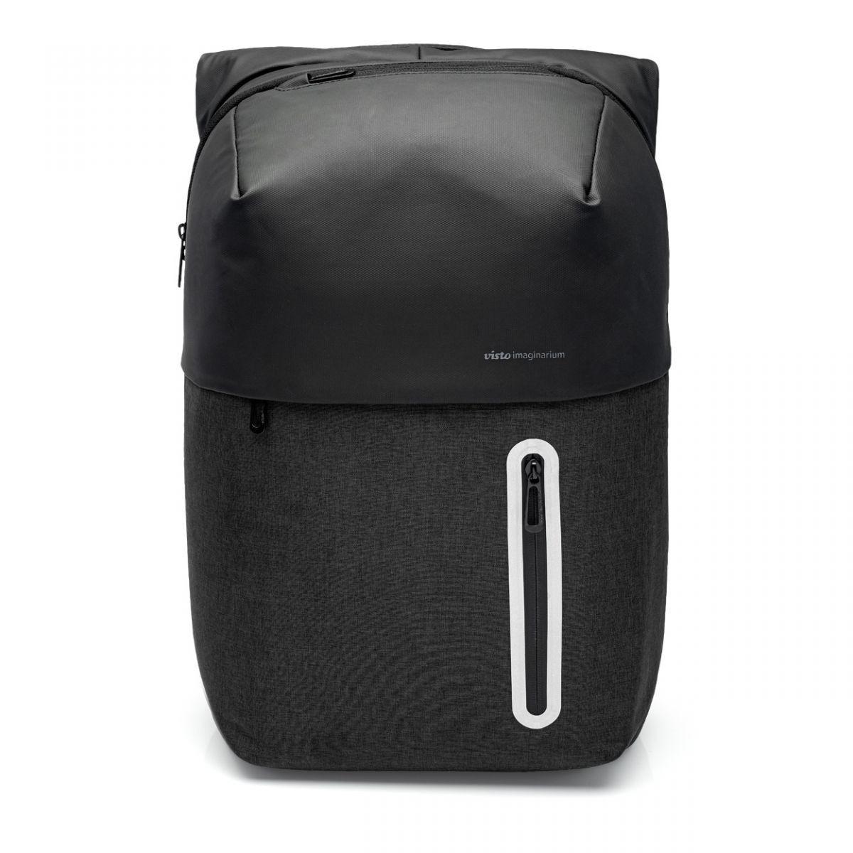 fedb00db3 Mochila Tech Usb Black - R$ 389,90 em Mercado Livre