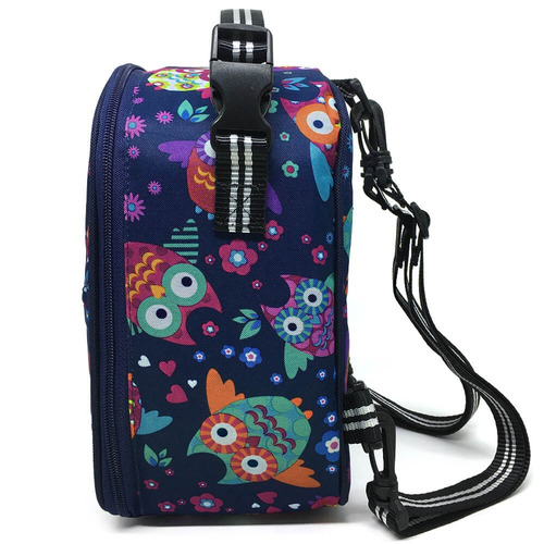 4574d261d Mochila Térmica 2go Bag Infantil = Owl Bird - R$ 159,99 em Mercado Livre