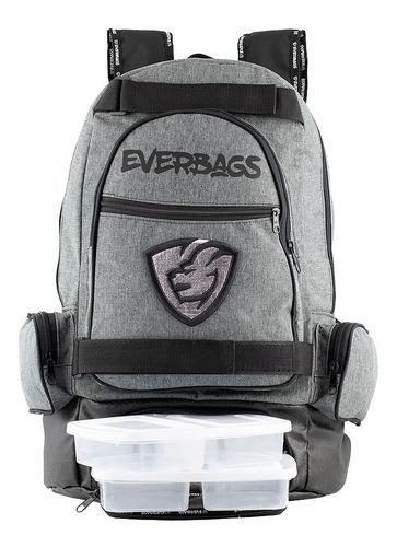 mochila térmica fitness extreme everbags escolar 1