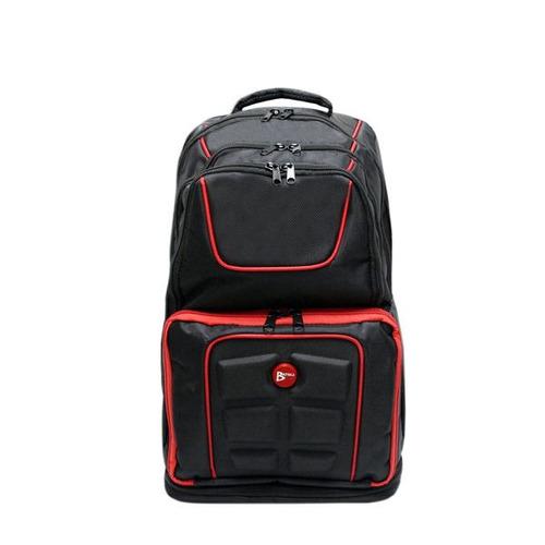mochila térmica reforçada e grande com porta notebook batiki