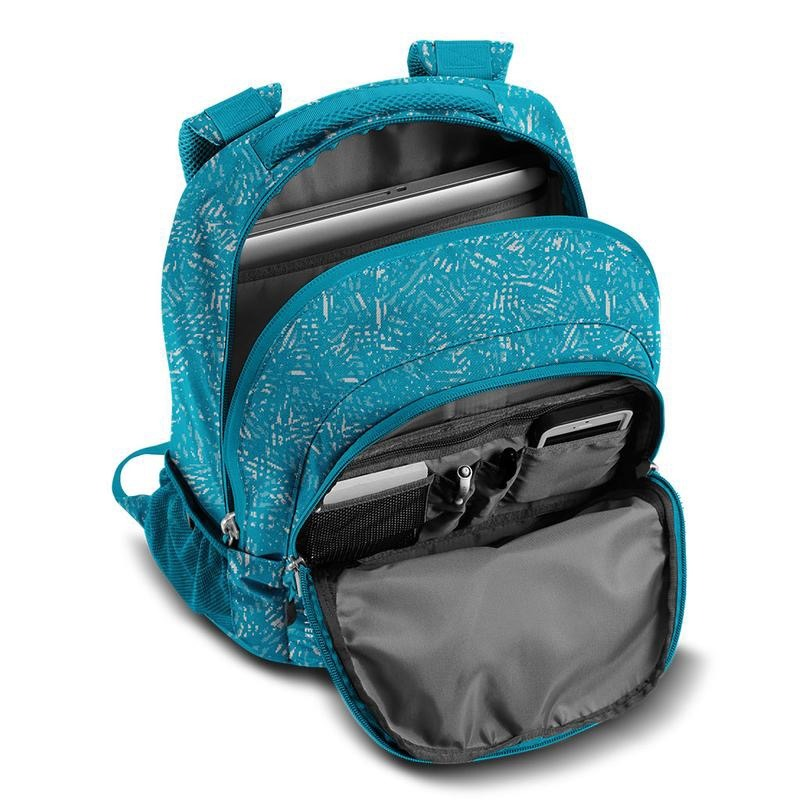 North Backpack Mochila The Senderismo Face Vault Turquesa zSMUVpqG