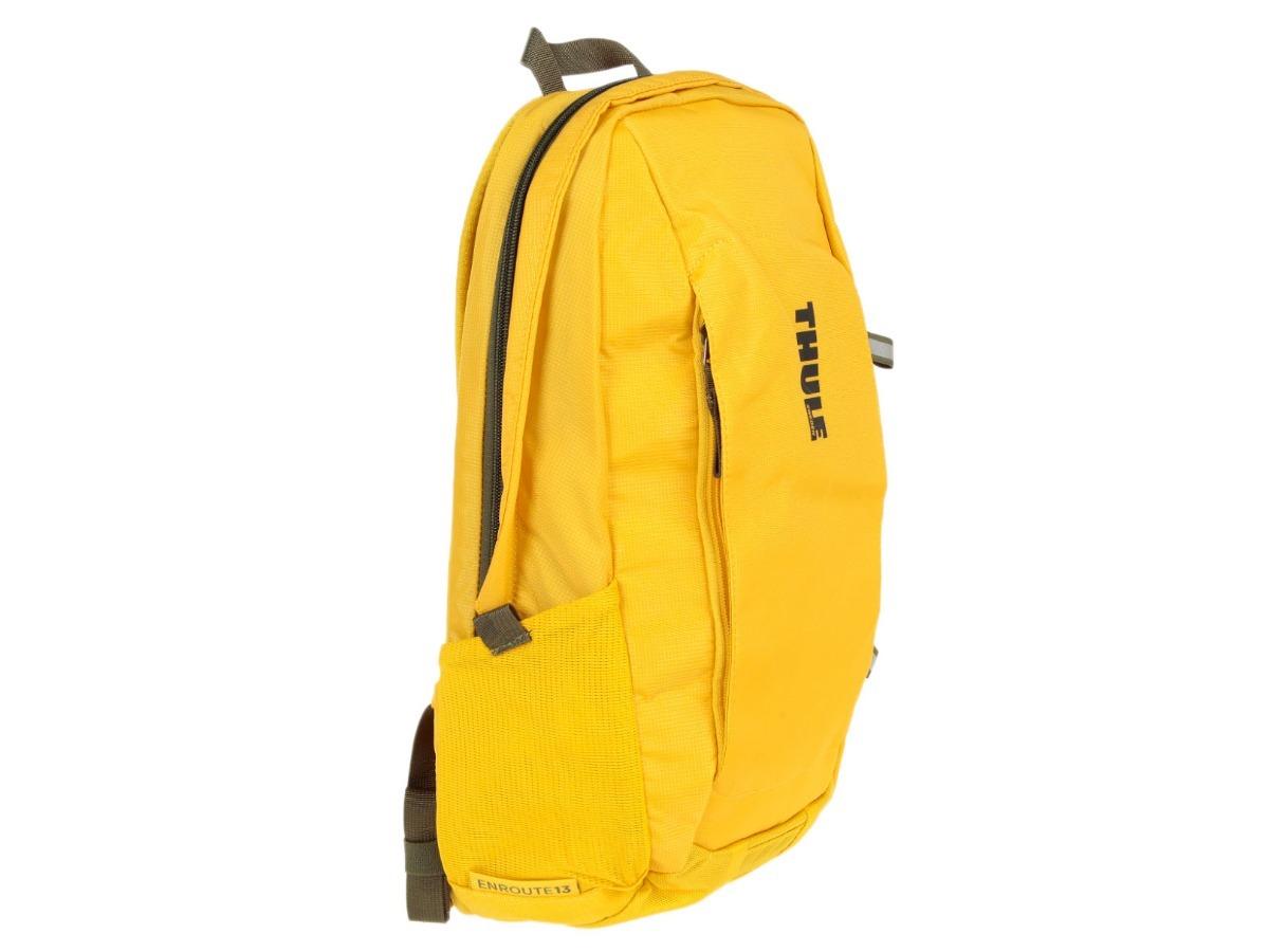 Color Amarillo Mochila de 13L Thule EnRoute