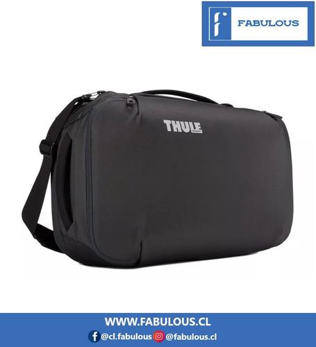 mochila thule convertible subterra carry-on 40l negro