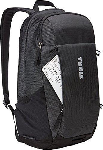 mochila thule enroute backpack, 18l, black