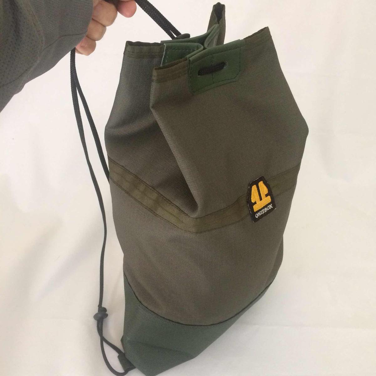 ca775d8bb Mochila Tipo Saco / Bag Camp / Sobrevivência / Camping / Edc - R ...