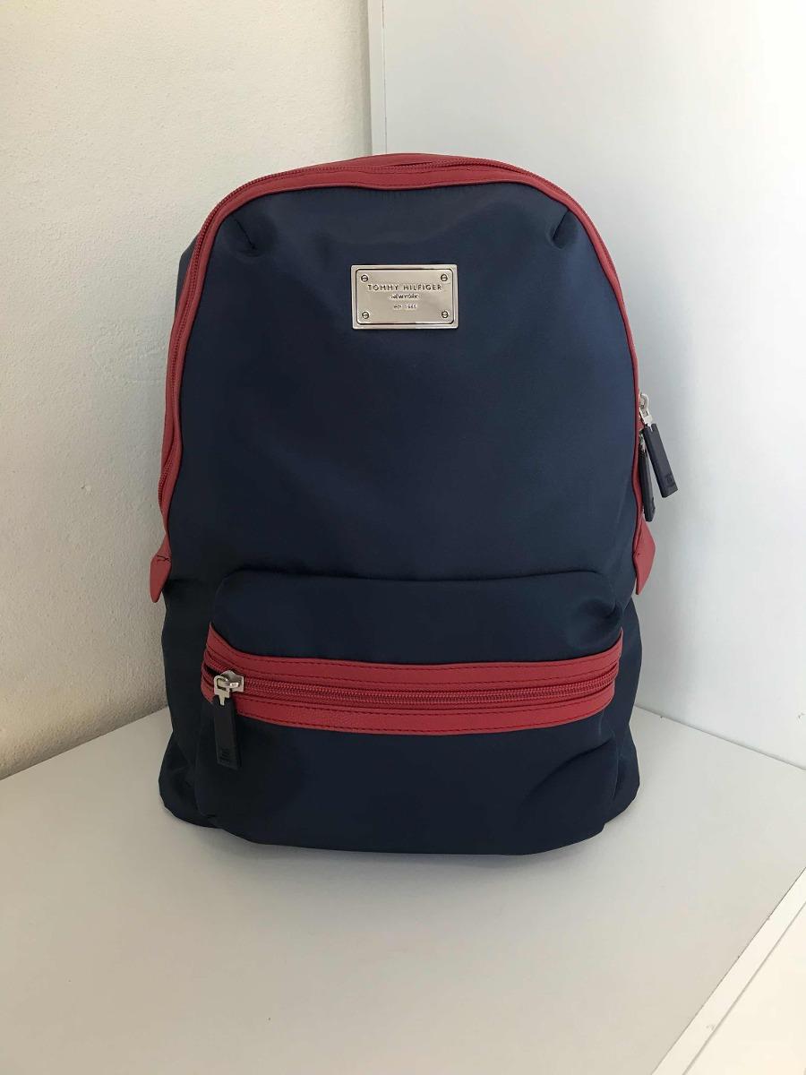 74e40eb68 Mochila Tommy Hilfiger Azul - R$ 319,99 em Mercado Livre